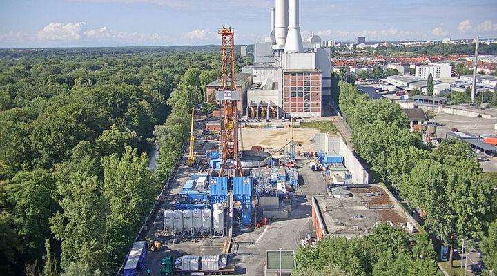 Bundesverband Geothermie Tag Der Offenen Tür In München